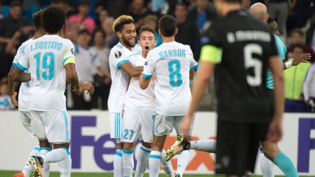 Ligue Europa - L'OM s'impose (2-1) face à Guimaraes - Ligue Europa ... - eurosport.fr
