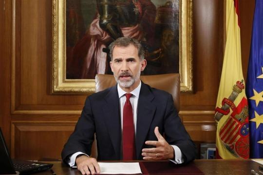 Re Felipe non accetta la secessione - avvenire.it