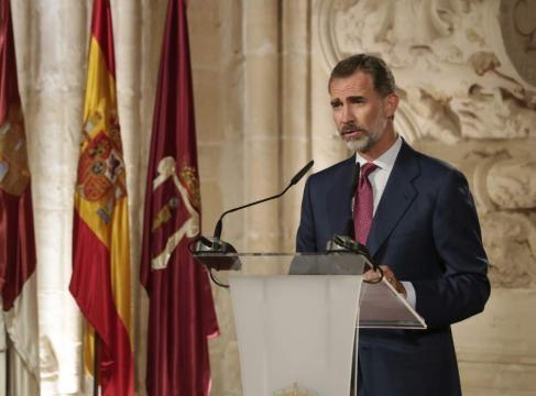 Il sovrano iberico contro la secessione della Catalogna - luiss.it