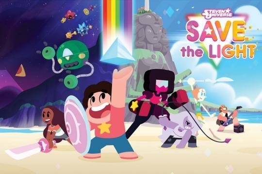 Con 2017: El tráiler del videojuego Steven Universe Save the Light - latercera.com
