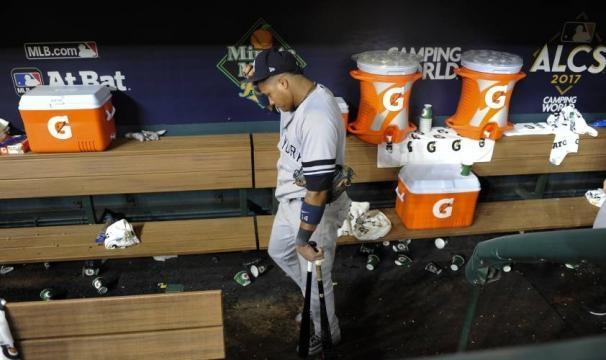 Los Yankees hicieron una gran campaña al quedarse a un juego de la World Series, dadas las bajas expectativas. Concord Monitor.com.