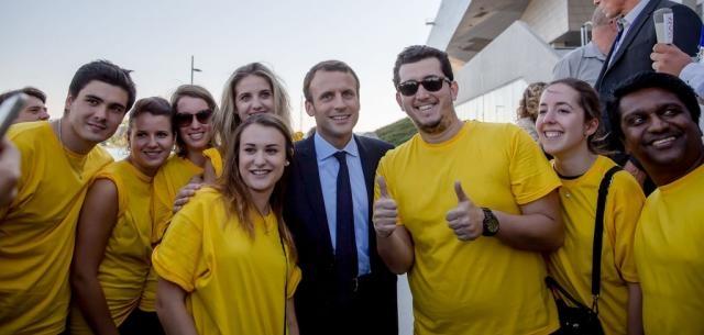 Margaux Pech (Les Jeunes avec Macron) :