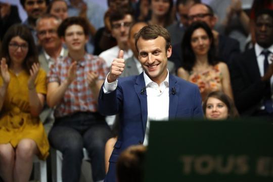 Présidentielle 2017 : qui sont les jeunes qui soutiennent Emmanuel ... - rtl.fr