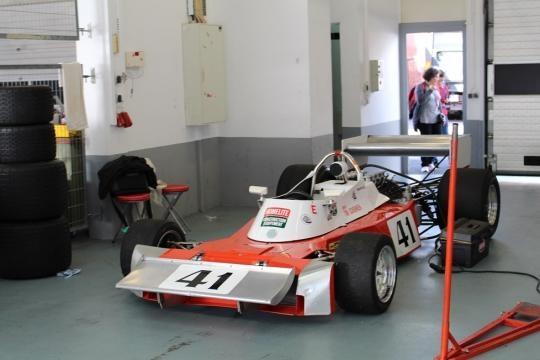 A participação esteve também aberta a F1 independentes