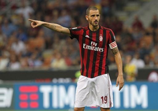 Bonucci espulso, lascia il Milan in 10 per quasi tutta la partita - Foto: rossoneriblog.com