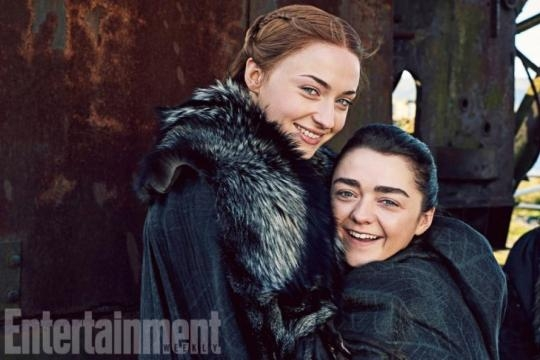Game of Thrones saison 8 : Une fin heureuse pour Arya ? - spoilers ... - melty.fr