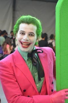 Ah, il Joker, un grande classico! Forse anche un po' troppo...