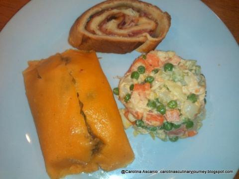 Carolina's Culinary Journey: Venezuelan Christmas Menu -