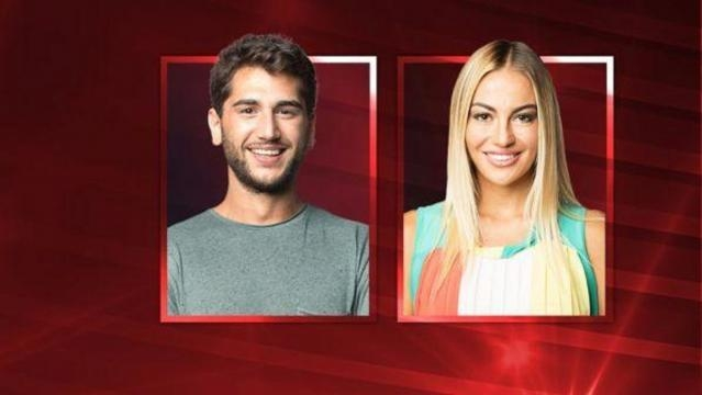 GF VIP: Jeremias Rodriguez e Veronica Angeloni