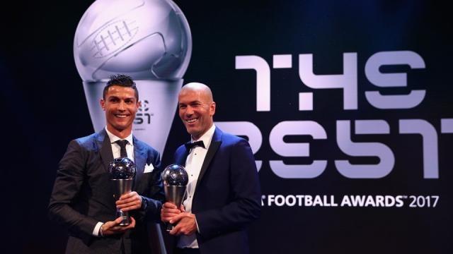 Les heureux du côté du Real Madrid