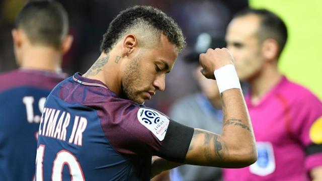 Neymar fait du vestiaire du PSG une cocotte minute (DR).