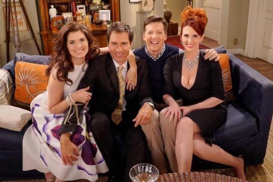 13 serie tv da non perdere questo autunno 2017: Will & Grace Reunion