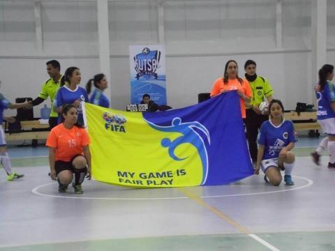 Club Deportivo Independiente y Club Deportivo La Academia Talca