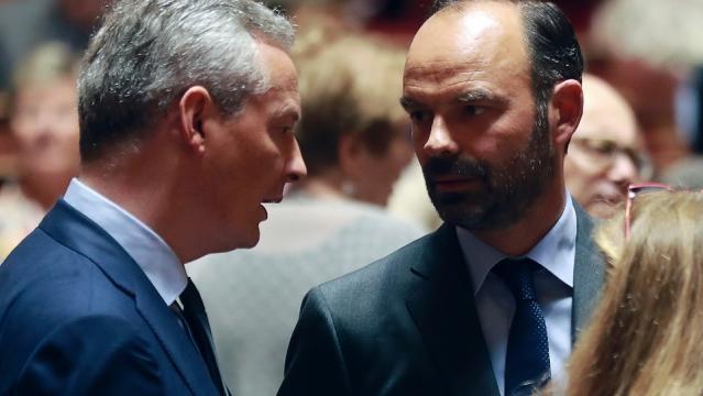 LR: l'exclusion des responsables pro-Macron reportée à l'automne ... - publicsenat.fr