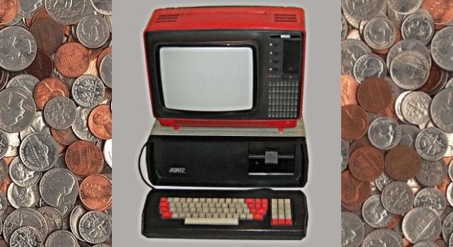 Udana radziecka kopia Apple II – Agat-7 (foto: Andrey Kislov, CC B-Y 1.0)
