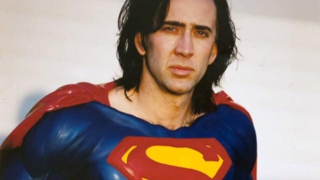 Nicolas Cage Explains Why SUPERMAN LIVES is More Powerful Than Any ... - geektyrant.com