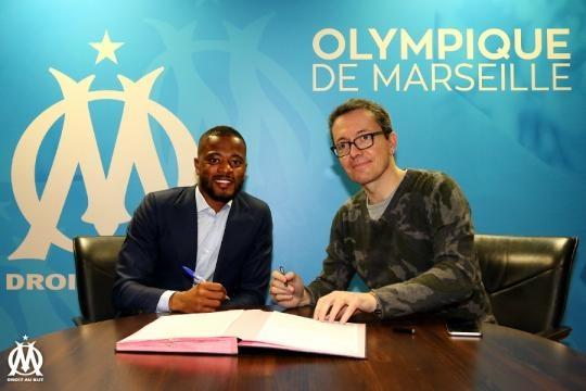 Mercato OM: Evra, c'est signé - football.fr
