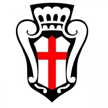 Lo stemma della Pro Vercelli 1892