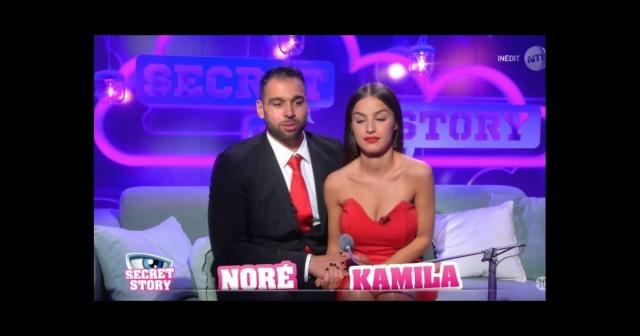 Noré et Kamila - Secret Story 11, vendredi 13 octobre 2017, NT1... - purepeople.com