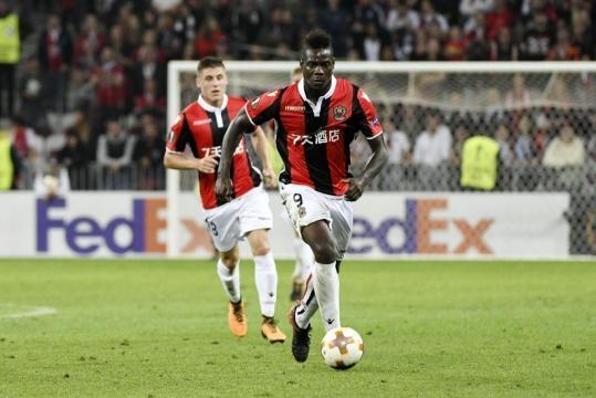 Football Nice - OGCN : C'est Balo, Nice voulait taper le PSG de ... - foot01.com