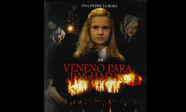 Cartel de Veneno para las Hadas (1984) , película de Carlos Enrique Taboada