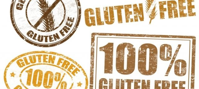 Distintas etiquetas que podemos reconocer como gluten free