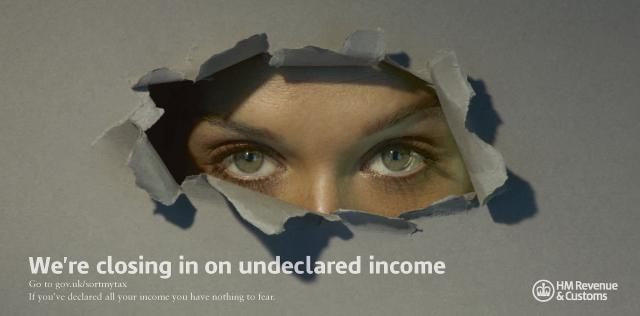 HMRC poster from 2012 highlighting that avoidance will no longer be tolerated - HM Revenue and Customs - Flickr