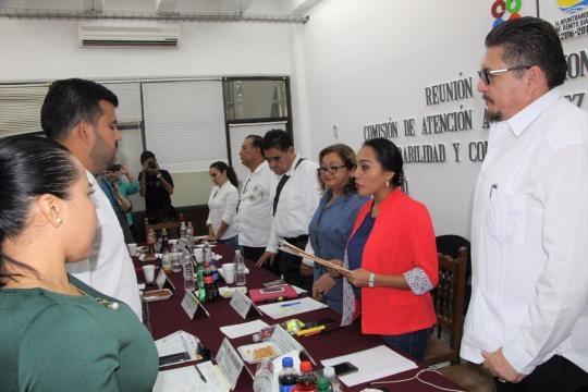 Sosa Osorio invitó a funcionarios a sumarse a este tipo de acciones