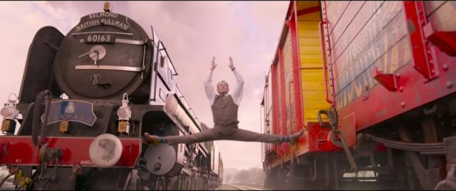 An intense train chase finishes off this fun and quirky trailer-Youtube/StudiocanalUK