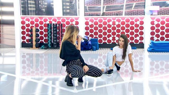 Mimi y Ana War de OT 2017 podrían ser más que amigas