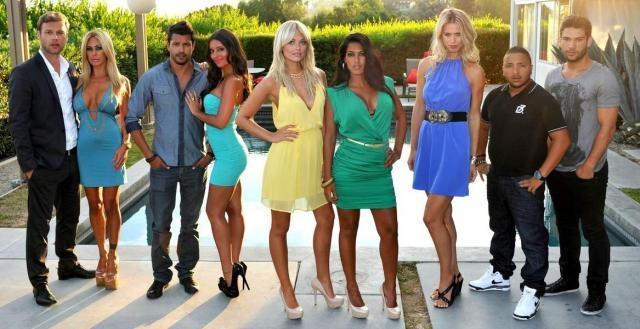 Hollywood Girls 2 : les premières photos du tournage - Télé Loisirs - programme-tv.net