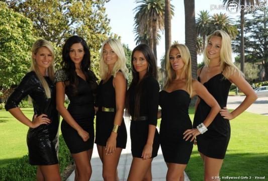 Hollywood Girls 3 : Nabilla évince Ayem au côté de Caroline, la ... - purepeople.com