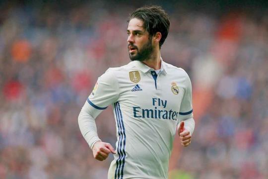 Il sera difficile d'arracher Isco au Real et à Zidane (DR)