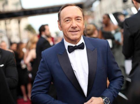Kevin Spacey Announced as 2017 Tony Awards Host | E! News - eonline.com