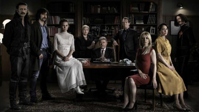 El Ministerio del Tiempo' presenta su tercera temporada: más épica ... - rtve.es