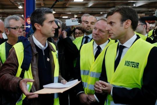 Le journal de 18h : À Amiens, Macron veut casser son image de ... - rtl.fr
