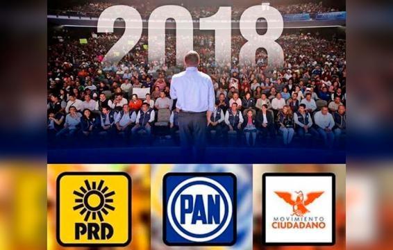 Moreno Valle espera encabezar el Frente Ciudadano rumbo al 2018 - lanetanoticias.com