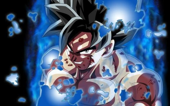 La nueva transformación de Goku para los capítulos 110 111 112 y 113 de Dragon Ball Super