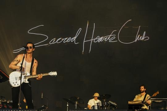Foster the People at Austin City Limits [Image via Greg Noire/ACL]