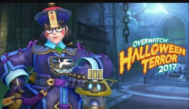 Mei looks like the reincarnation of Jiangshi. [Overwatch / Facebook]