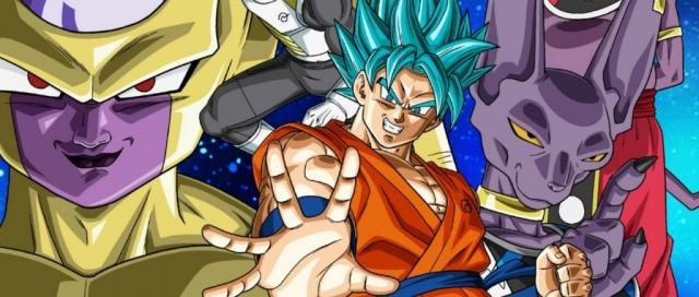 Personajes principales de ´Dragon Ball Super'