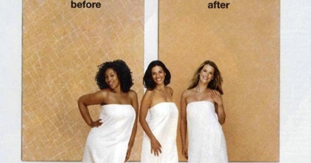 Are new Dove ads racist? Critics say ads show white skin as ... - nydailynews.com