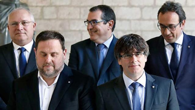 Carles Puigdemont sigue guardando silencio sobre la ley del ... - rtve.es