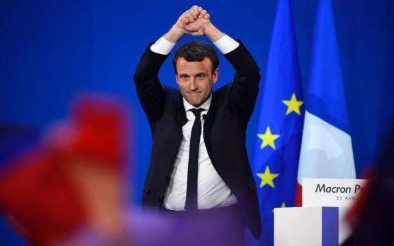Emmanuel Macron, ovni politique