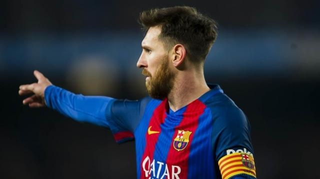 Leo Messi named 2016/17 team MVP - FC Barcelona - fcbarcelona.com
