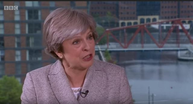 Theresa May (FULL) interview on Andrew Marr Show (01/10/17) Image - - BBC News | YouTube