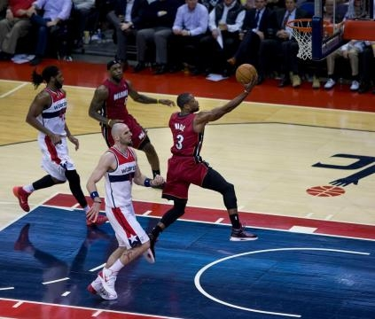 Cleveland Cavaliers have brought a huge decision regarding Dwyane Wade. Image Credit: Keith Allison / Flickr