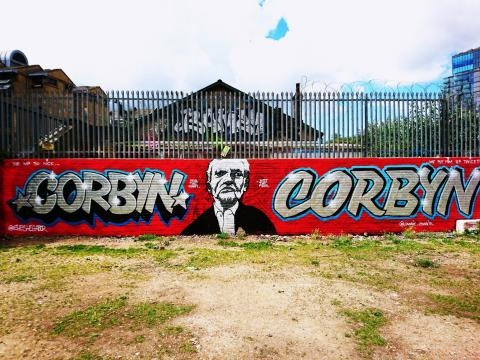 Corbyn the preferred Prime Minister according to poll - Brendan Mulcahy - Flickr