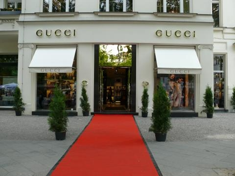 Gucci is one of the biggest names in fashion (image: Creative Commons (Peter Kuley))