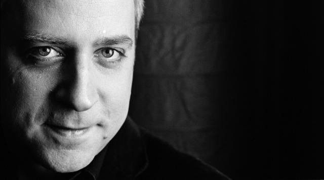 Pianist Jeremy Denk featured in Beethoven with New Jersey Symphony Orchestra. Photo: Michael Wilson, courtesy of NJSO, used with permission.